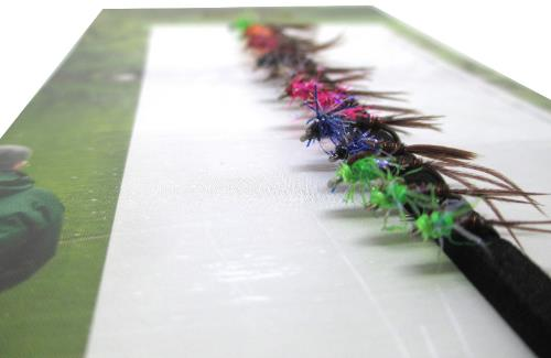 Tie It Or Buy It! Sandys's Straggle Pheasant Tail! Free Tying Guide or Flies To Go!