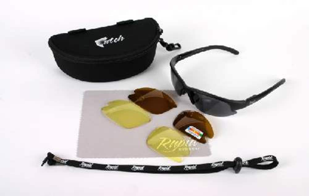 Catchpro Silver Polarised Sunglasses