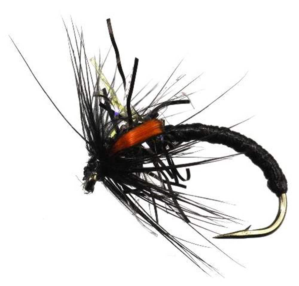 Patrick's Black Duck Fly