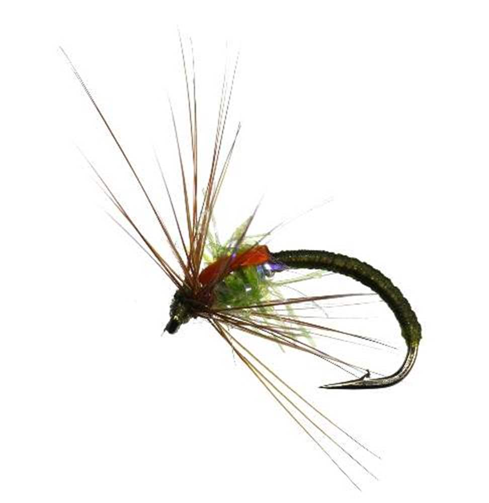 Patricks Olive Duck Fly