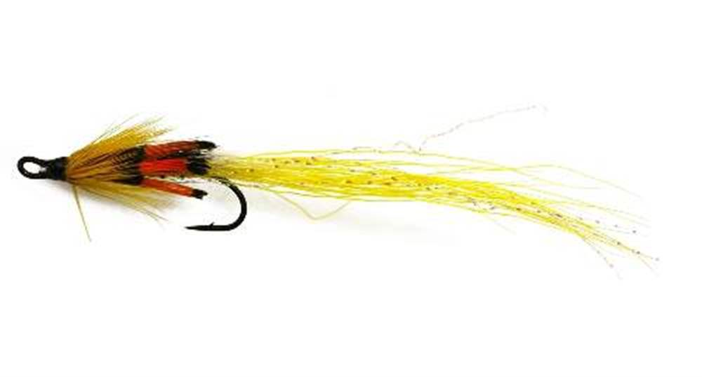 Allys Shrimp Yellow (Double Hook)