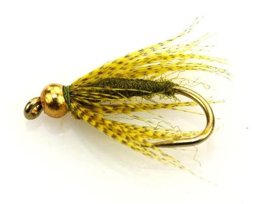 Bead Head (BH) Caddis Natural