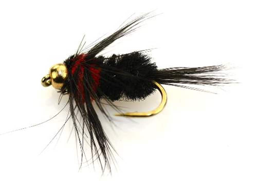 Bead Head  Red Montana Short Shank
