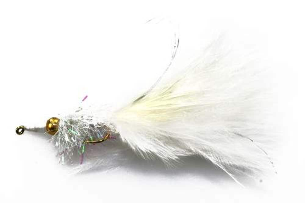 Fritz Bead Head (BH) Nomad White Lure / Streamer