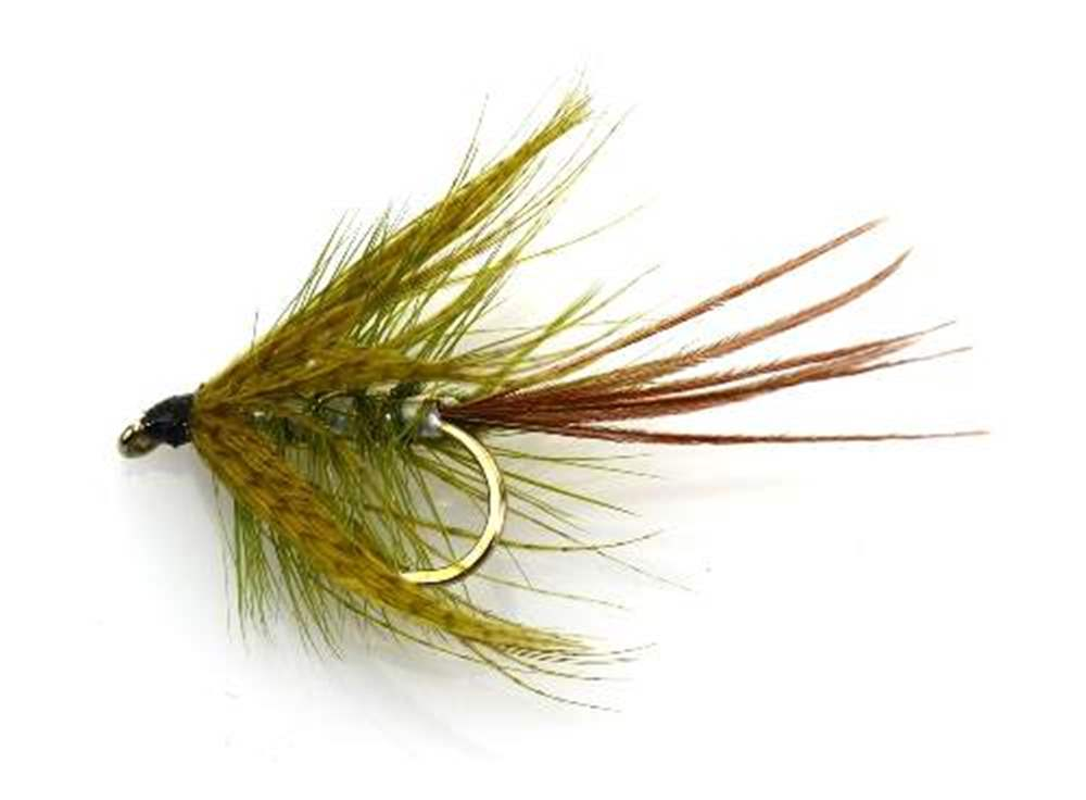 Olive Drowned Mayfly