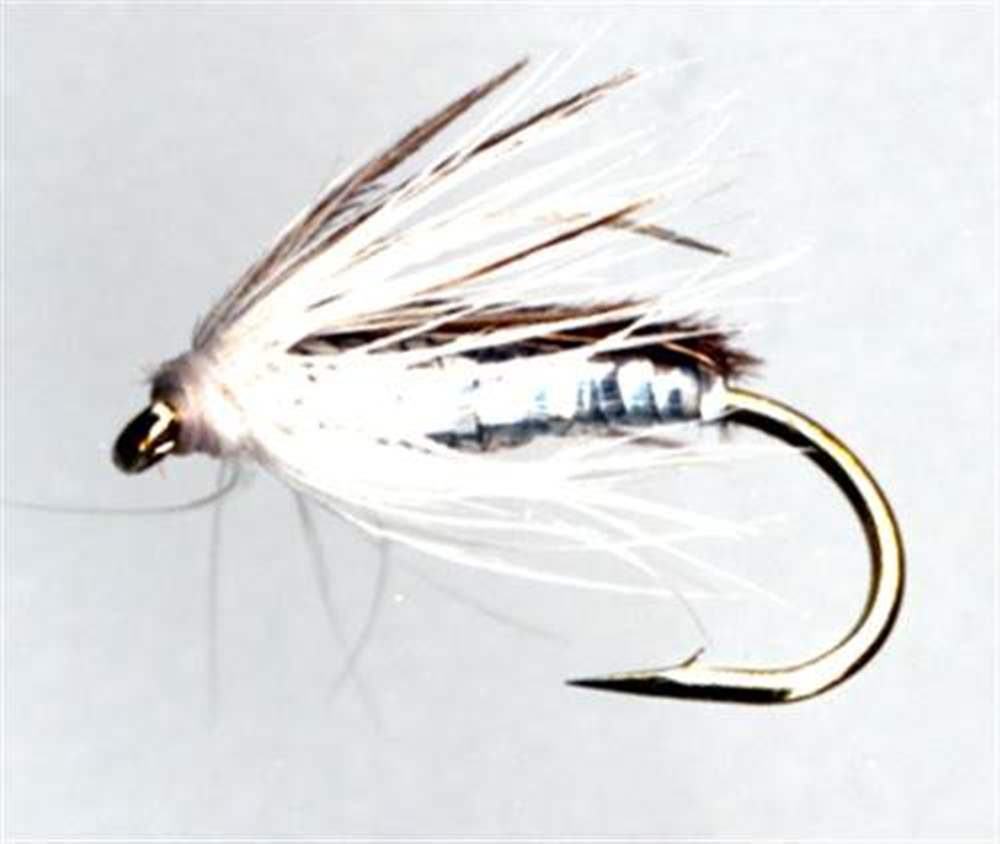 Corixa Silver Trout Flies