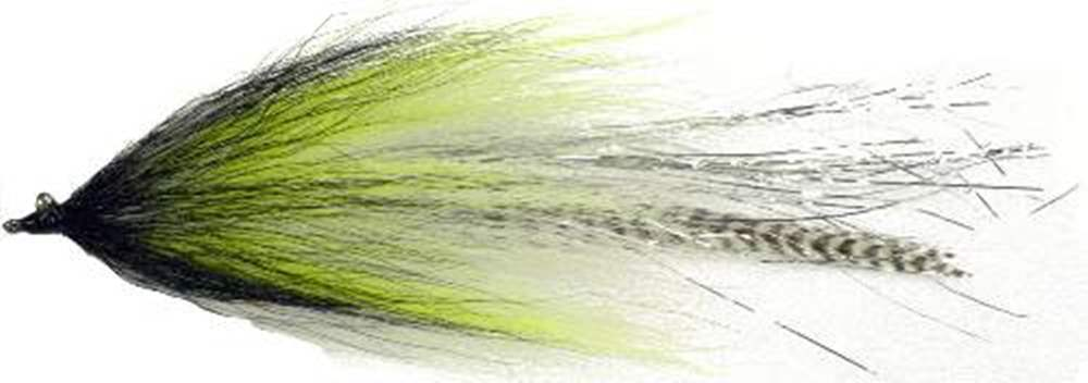 Yellow Fly Streamer Deceiver