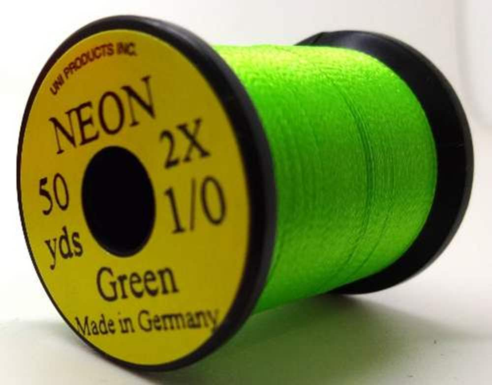 Uni Neon Floss Hot Green