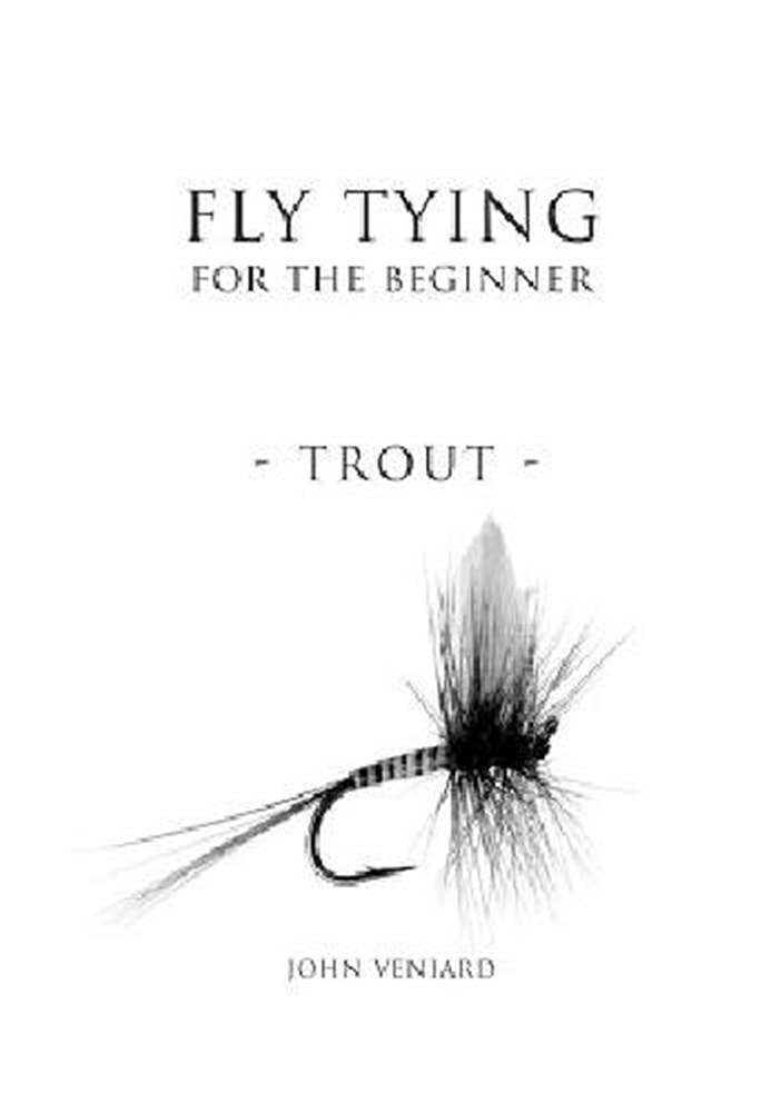 Booklet - Fly Tying for Beginners by Veniard