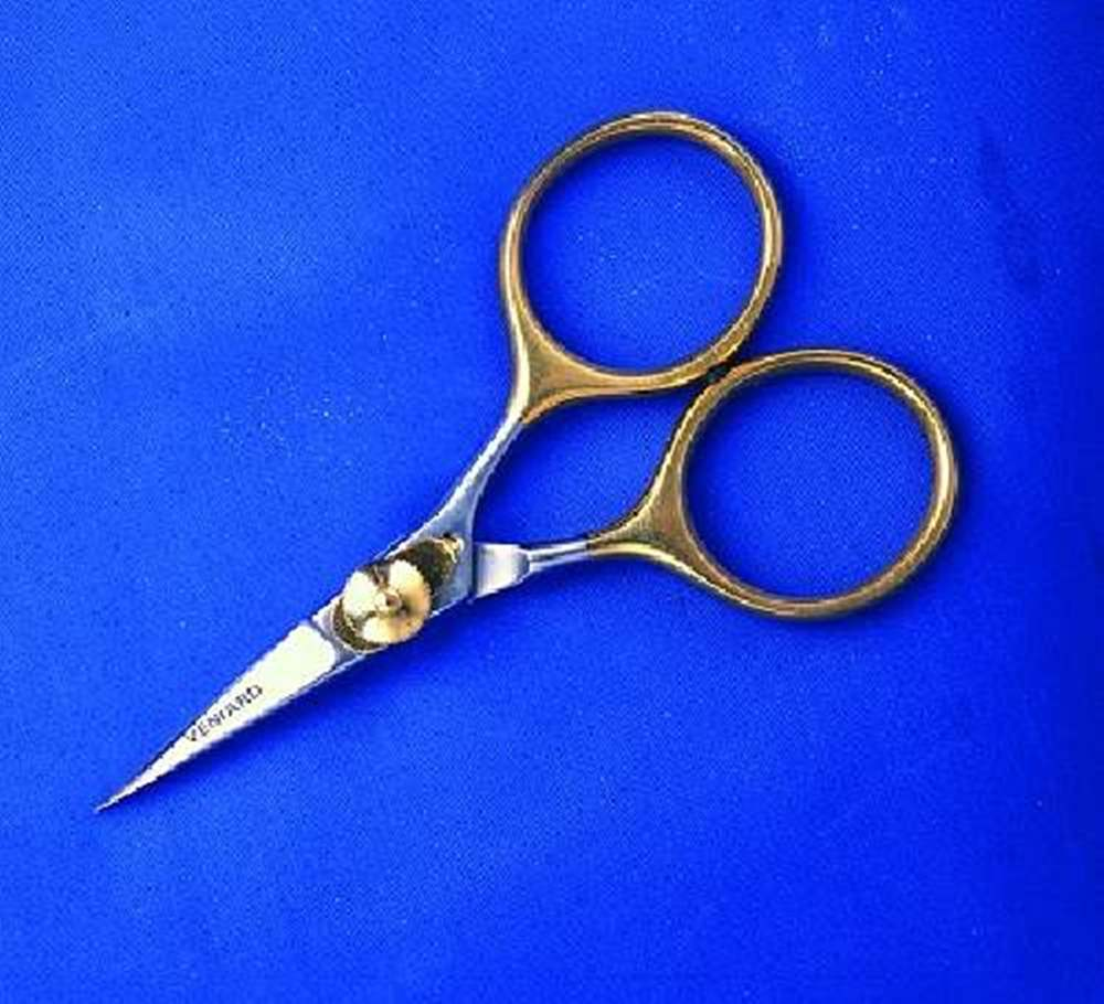 Veniard Gold Loop Razor Scissors