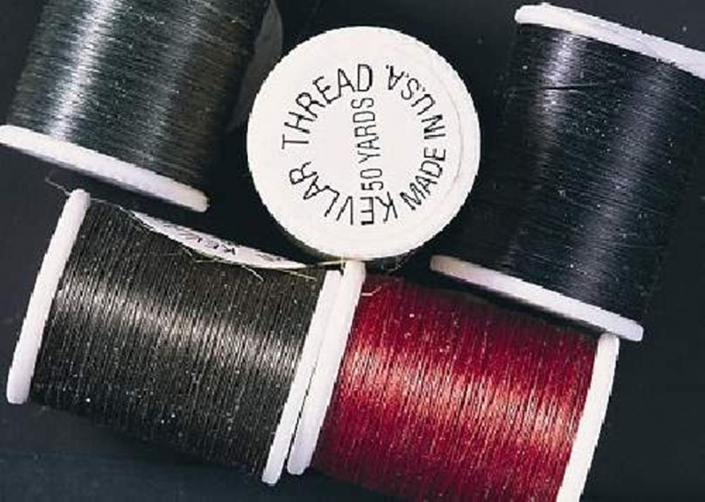 Kevlar Thread Red