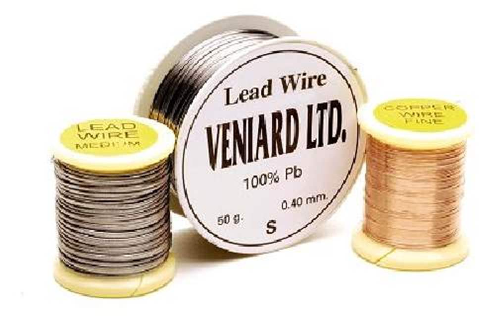 Lead Wire Medium 0.6mm BULK 50g