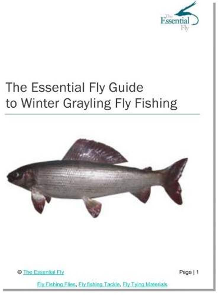 Winter Grayling Downloadable 35 Page Booklet