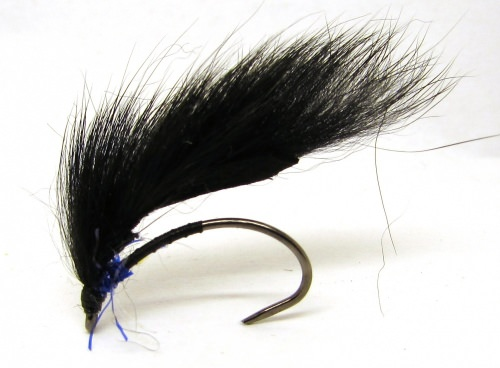Barbless Marsden Mohican Black & Blue