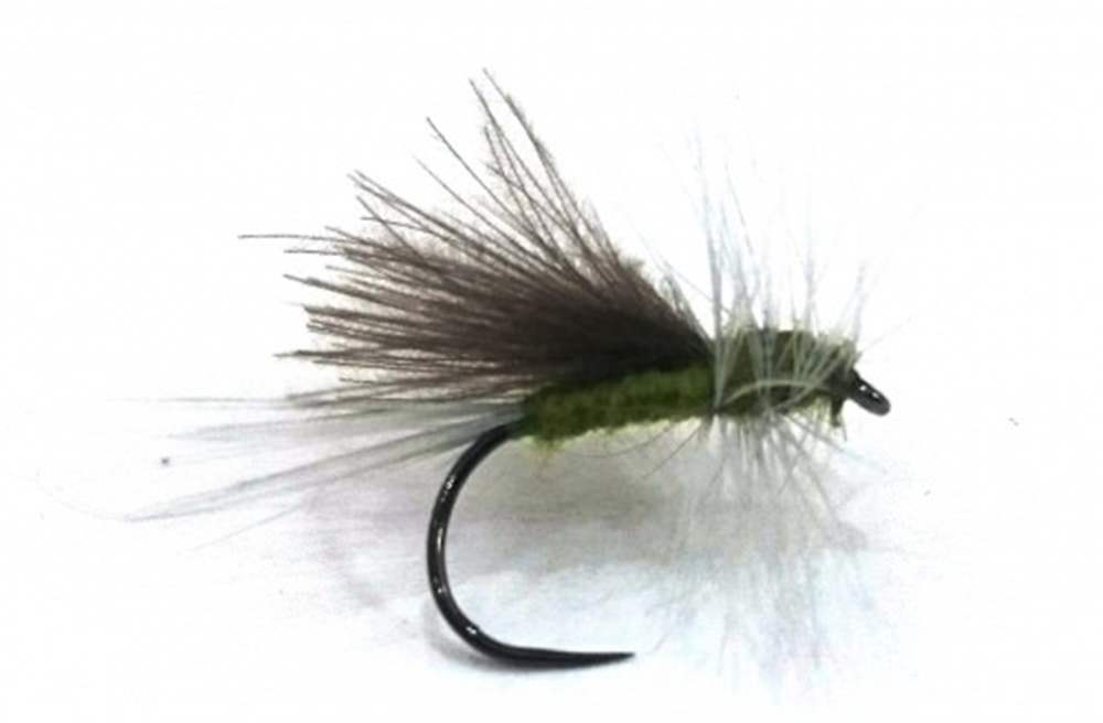 Barbless Blue Winged Olive Dark Cdc