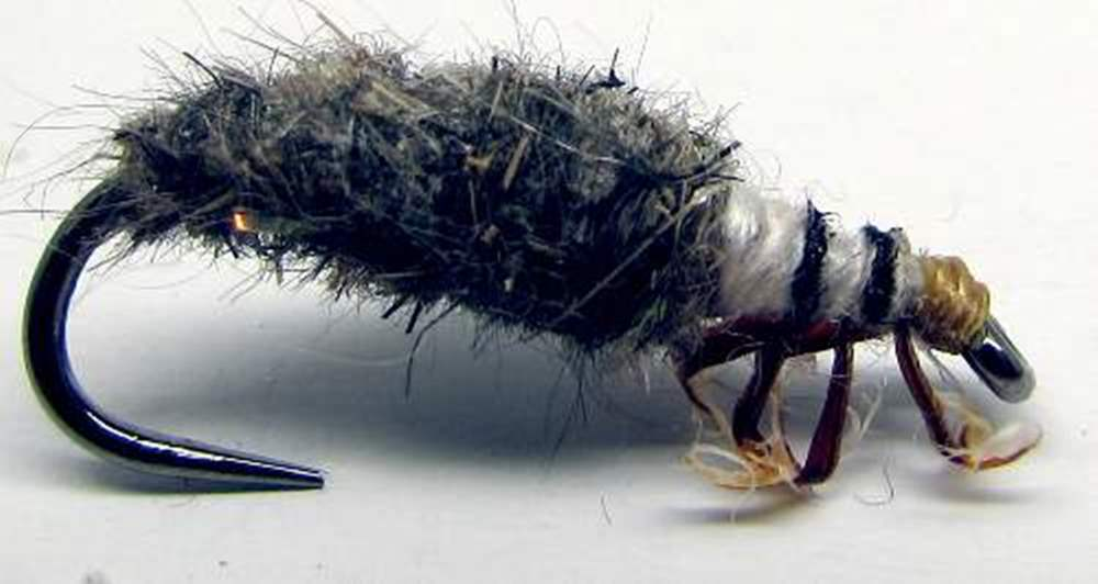 Barbless Cased Caddis Larva