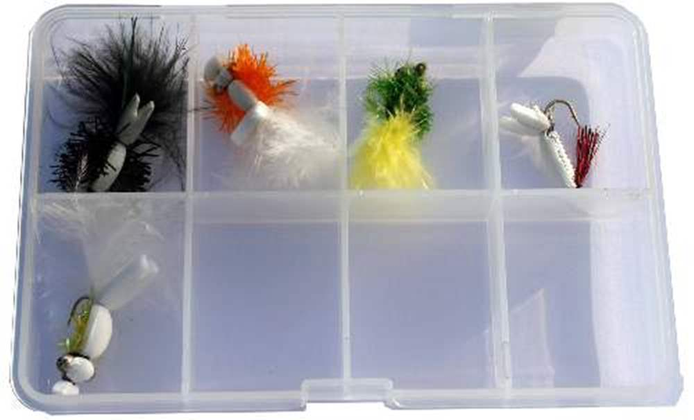 Foam Fry Selection - 5 Assorted Foam Fry Flies