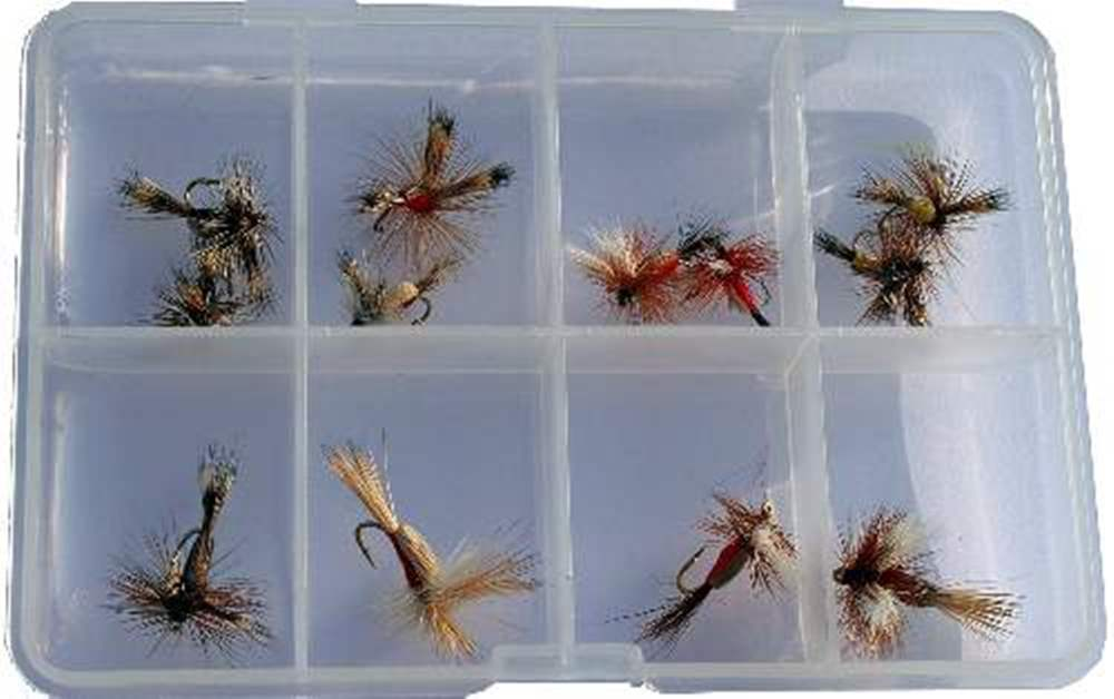 Humpy Trout Fly Selection