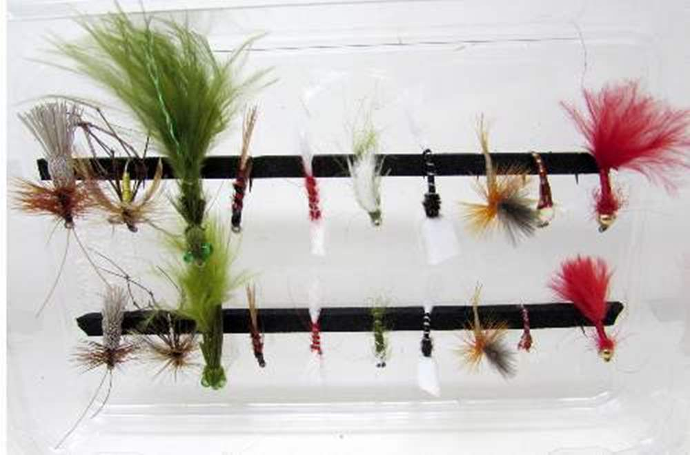 Stillwater Fly Selection