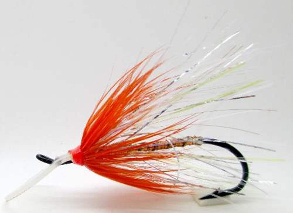 Sunrise Wobbler Salmon Fly