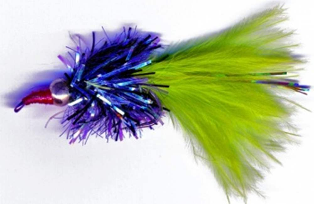 Fritz Bead Head  Nomad Viva Lure / Streamer