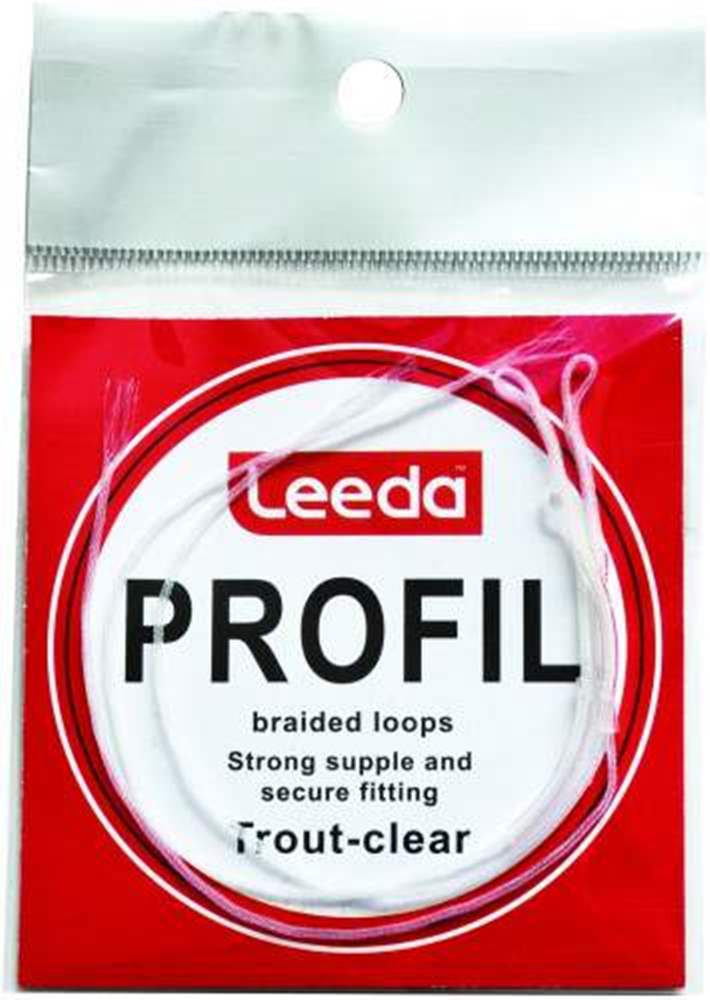 Profil Braided Loops Trout Clear