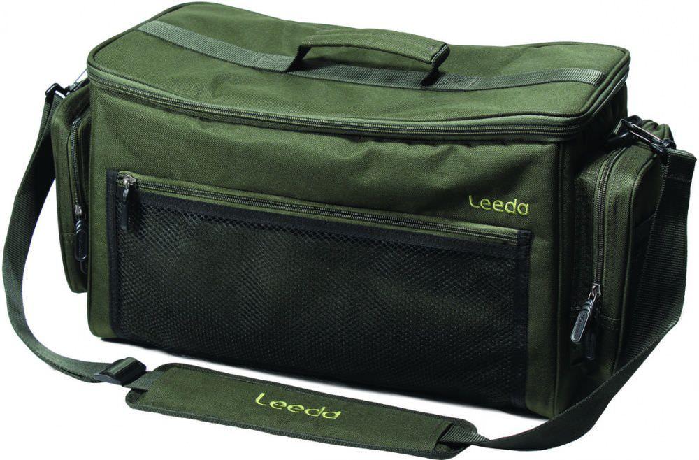 Leeda medium carryall for Fly fishing luggage