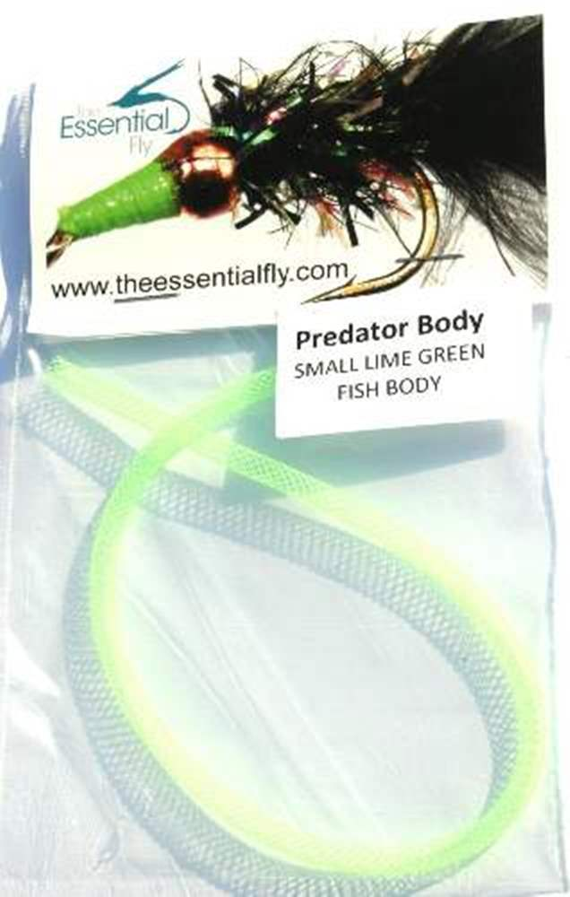 Predator Body Tube Small Lime