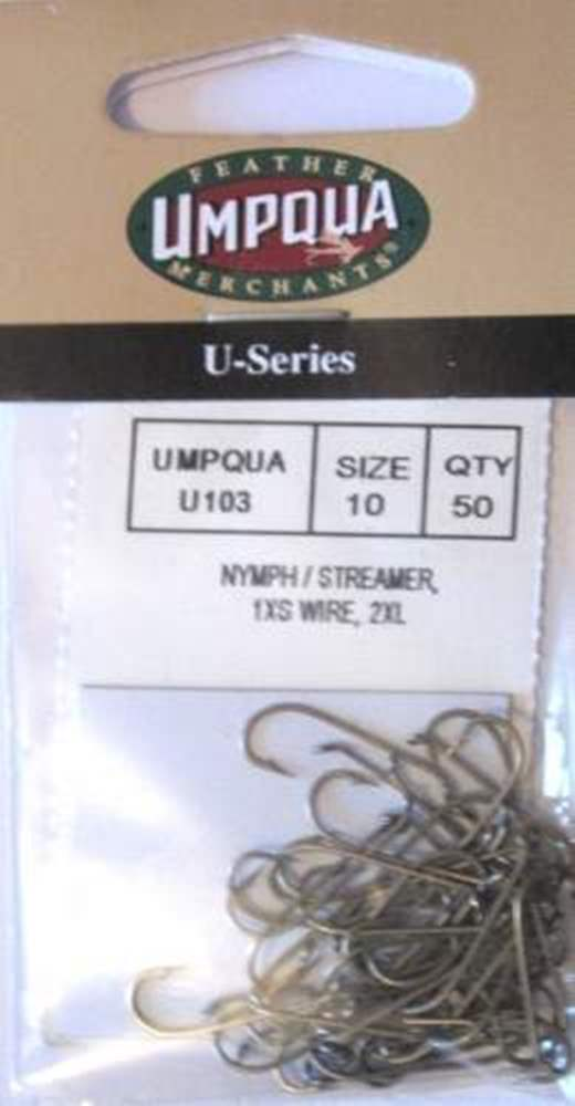 Umpqua U103 Size 8 Nymph / Streamer 1Xs Wire 2Xl