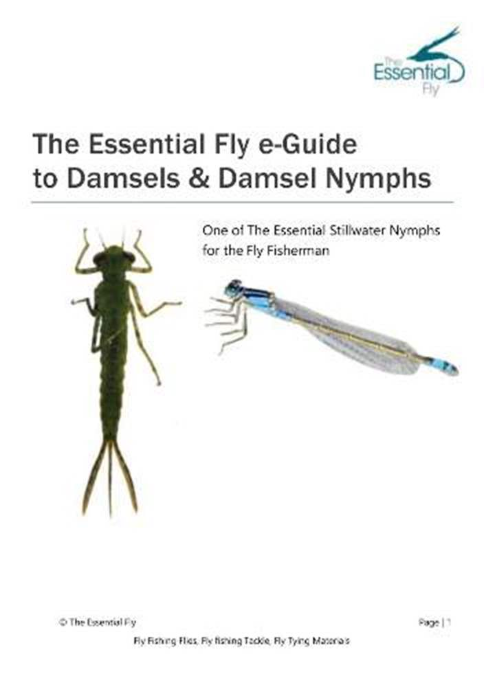 E-Guide To Fly Fishing With Damsels & Damsel Nymphs (Downloadable)