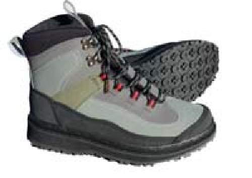 Fly fishing boots and soles for waders for Fly fishing wading boots