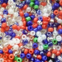 Plastic & Glass Beads