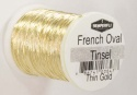 Semperfli French Oval Tinsel