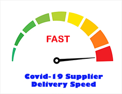 Fast Deliveries From Supplier - daily