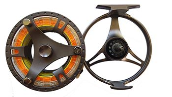 Fly Reel Disk Drag System