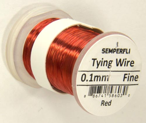 Introduction To Fly Tying Wires