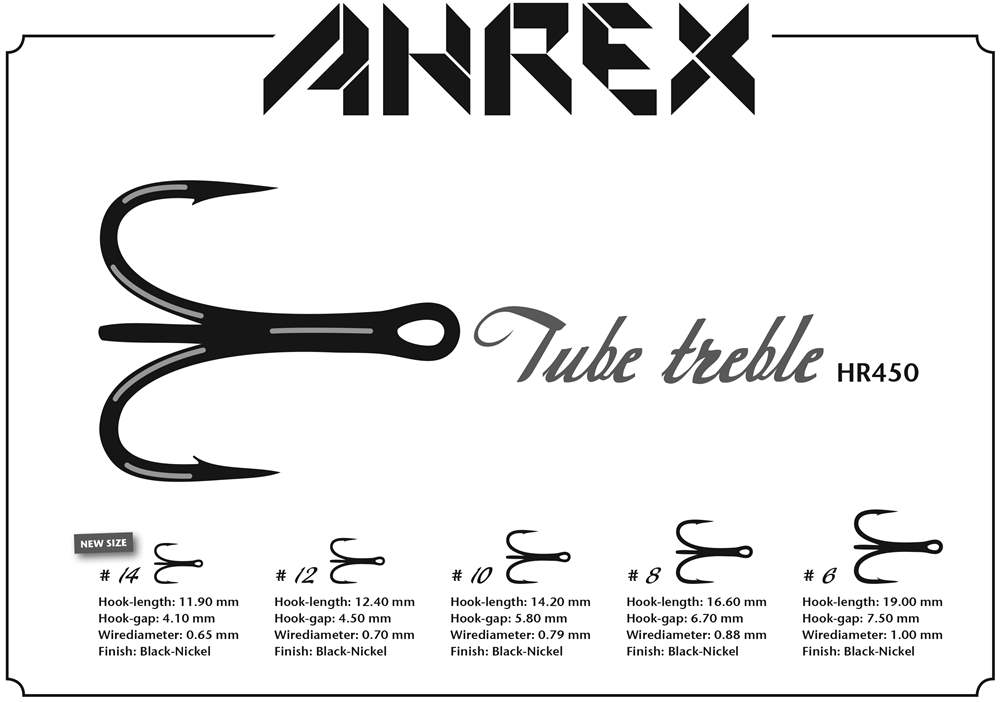Ahrex HR450 - Tube Treble #8