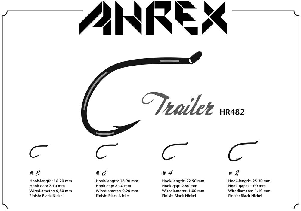 Ahrex HR482 - Trailer Hook HR #2