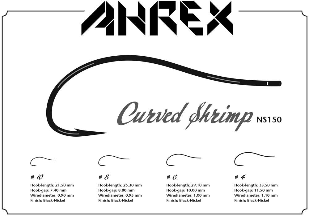Ahrex NS150 - Curved Shrimp #4