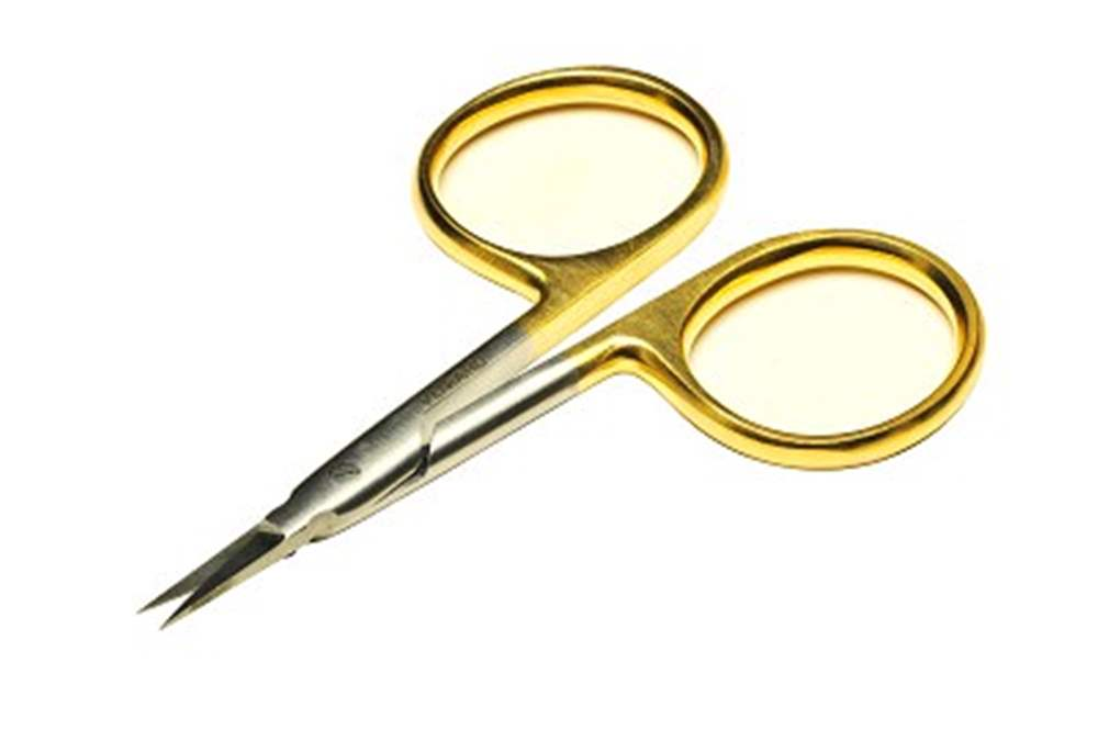Veniard - Gold Loop 3.5'' Arrow Point Scissors