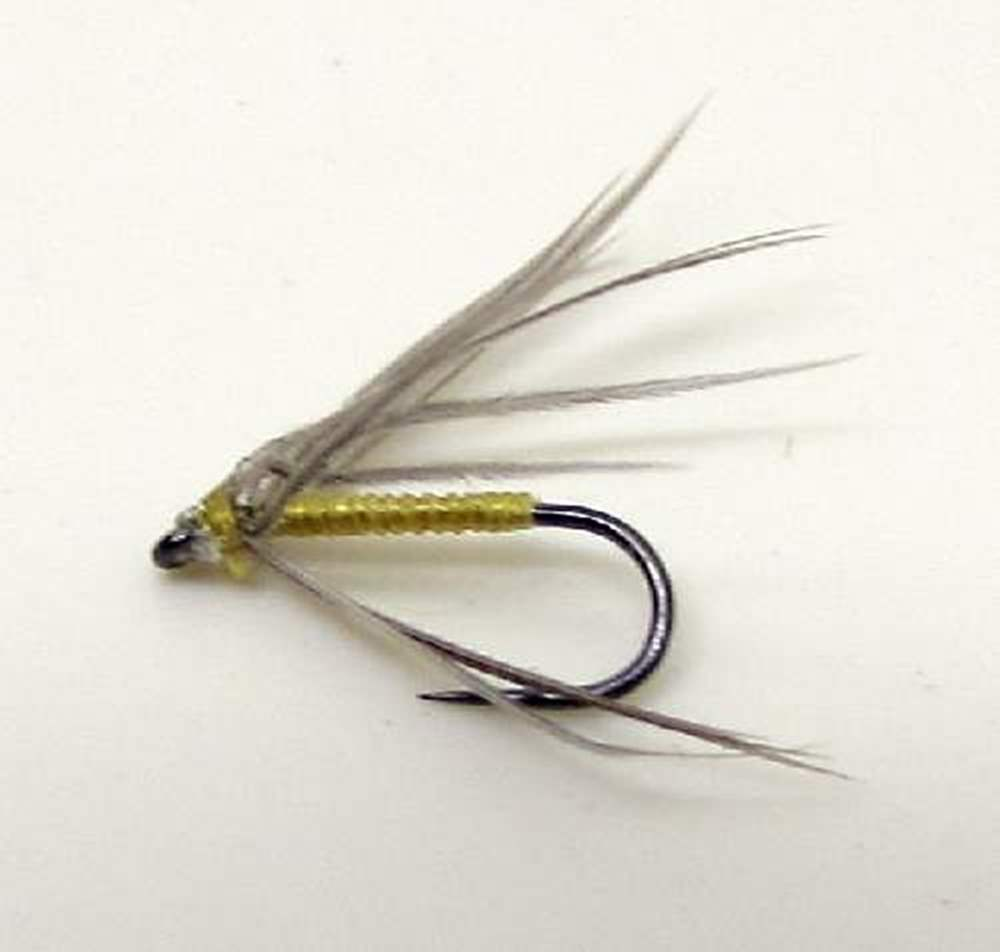 Barbless Grouse And Yellow Northern Spider Heritage Range
