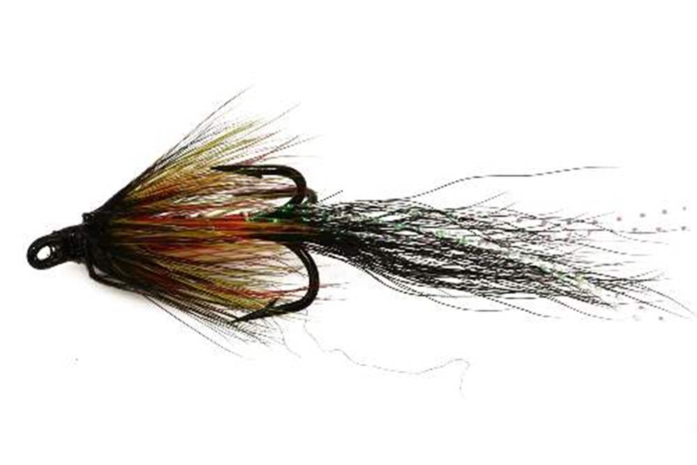 Allys Shrimp Black (Treble Hook)