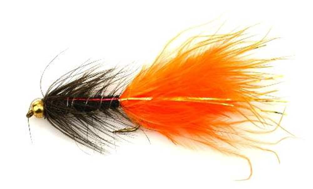 Bead Head  Orange Dancer