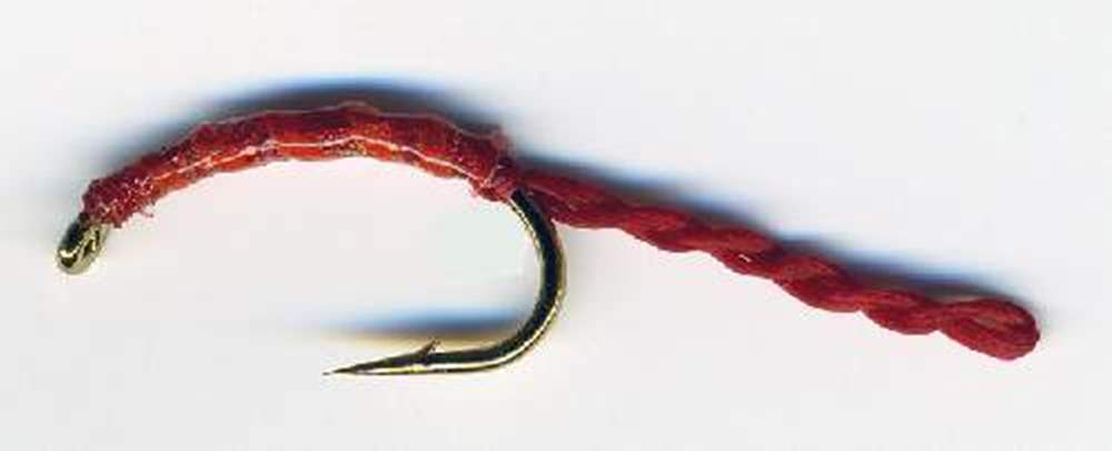 3D Glass Epoxy Bloodworm