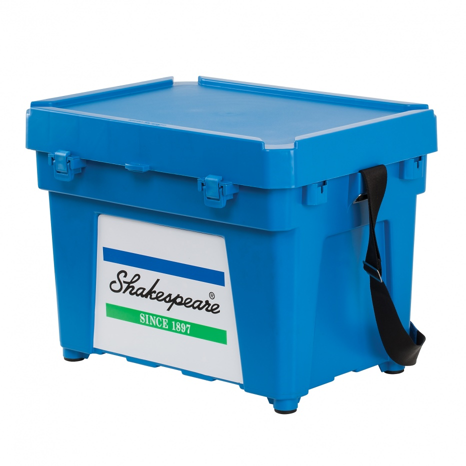 Shakespeare Shakespeare Seatbox - Blue (Comes With Strap And 1 X Tray)