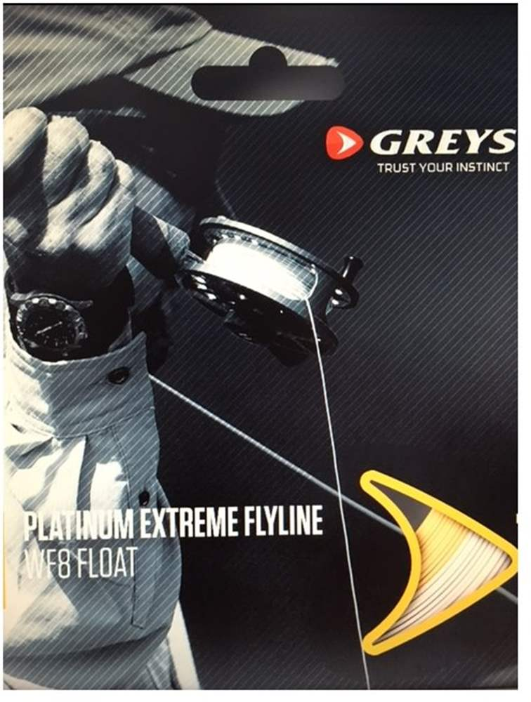 Greys Platinum Extreme Fly Line - Floating WF6