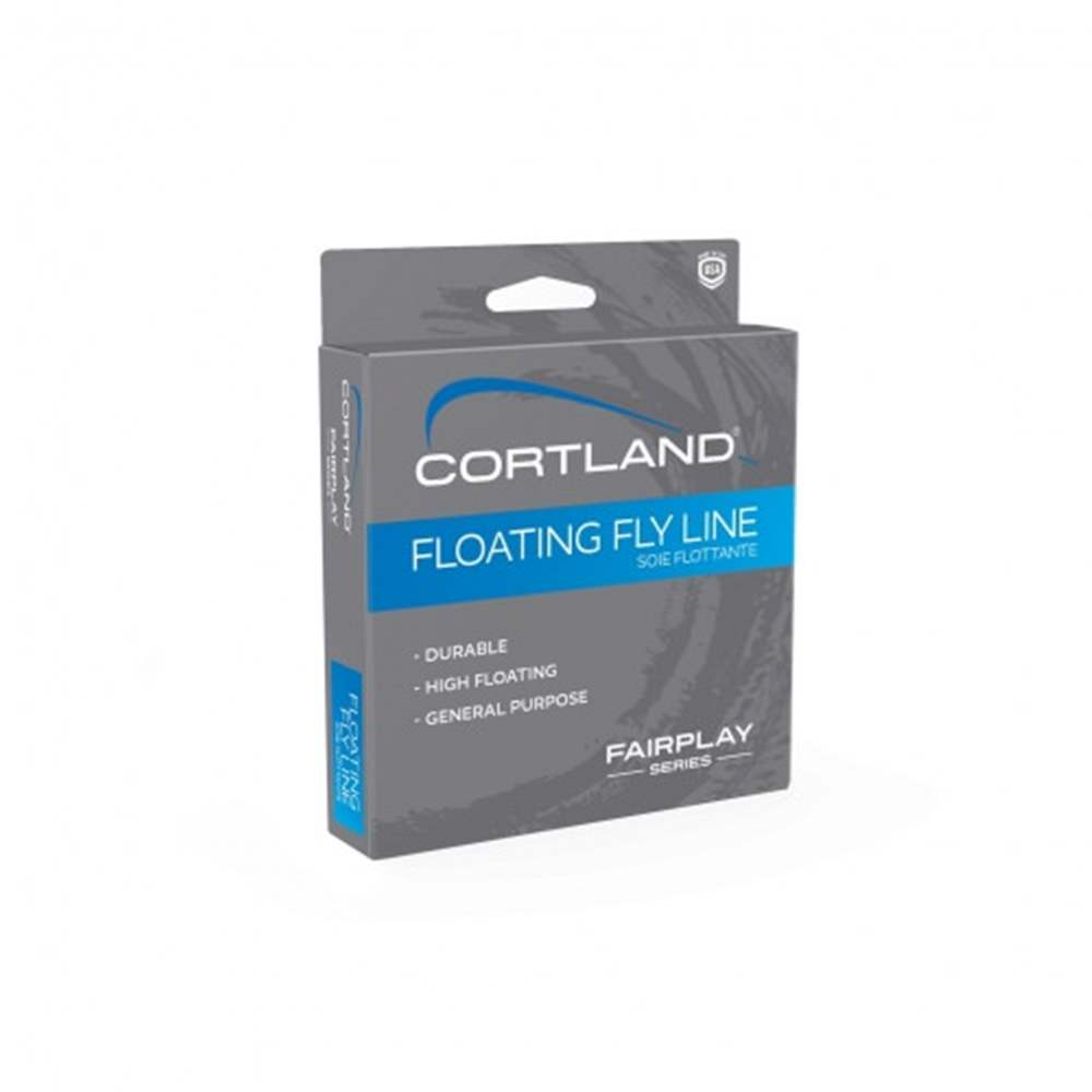 Cortland Fairplay Float Fly Line Wf6F