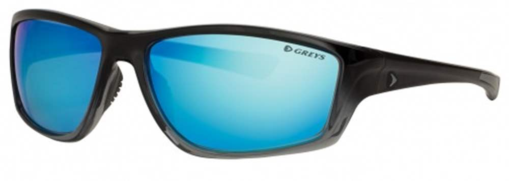 Greys G3 Sunglasses (Gloss Blackfade/Blue Mirror)