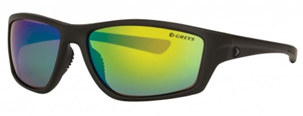 5fd404c37d Greys G3 Sunglasses (Matt Carbon Green Mirror)