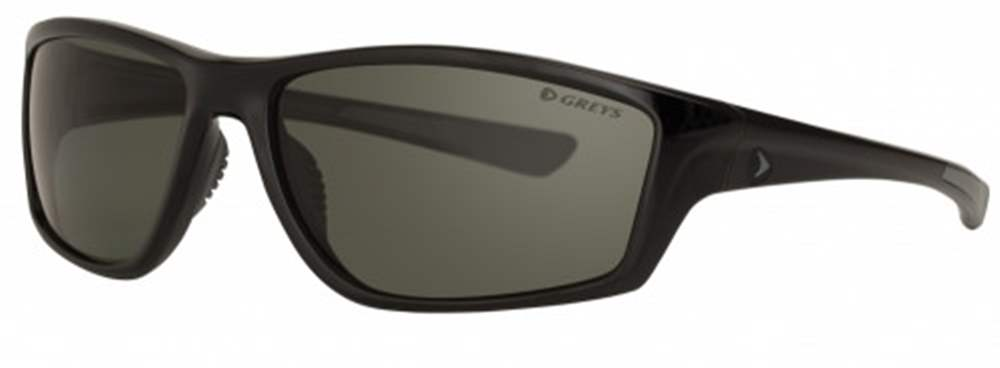 Greys G3 Sunglasses (Gloss Black/Green/Grey)